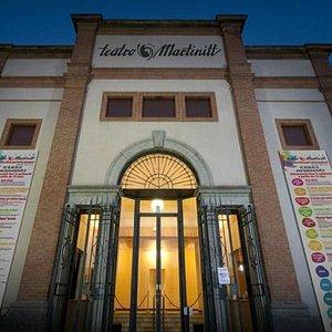 Teatro Martinitt, via Pitteri 58 - Milano