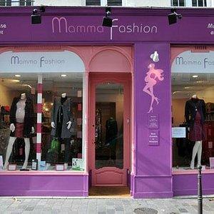 Magasin Vêtements de grossesse MammaFashion, 35 rue de Cotte 75012 Paris