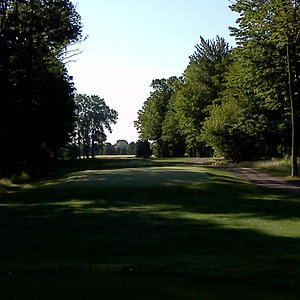 view from #9 Fawn Tee