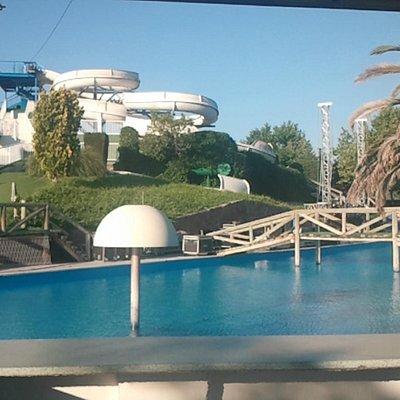 toboganes de playa park ciudad real