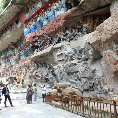 Baodangsha Sutra of Amitabha and His Pure Land