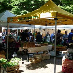 Mercato del contadino RE - Frutta