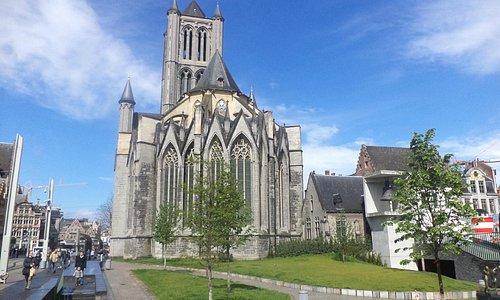 Catedral de San Bavon- Gante- Belgica