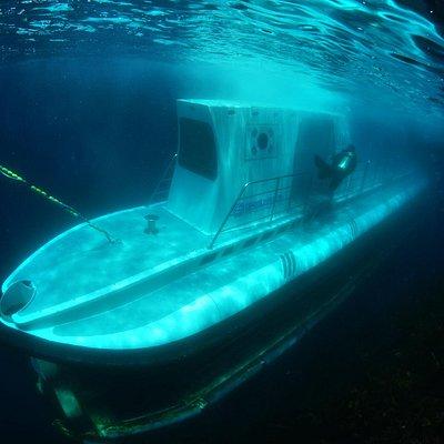 "Seogwipo Submarine ""Jiah"""