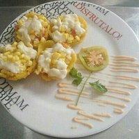 Canastillas Campesinas, una de nuestras deliciosasopciones en patacones
