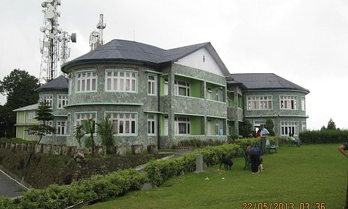 Tourist Bungalow at Deolo Hill