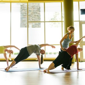 Pilates class in Langford on the Westshore of Victoria BC Canada
