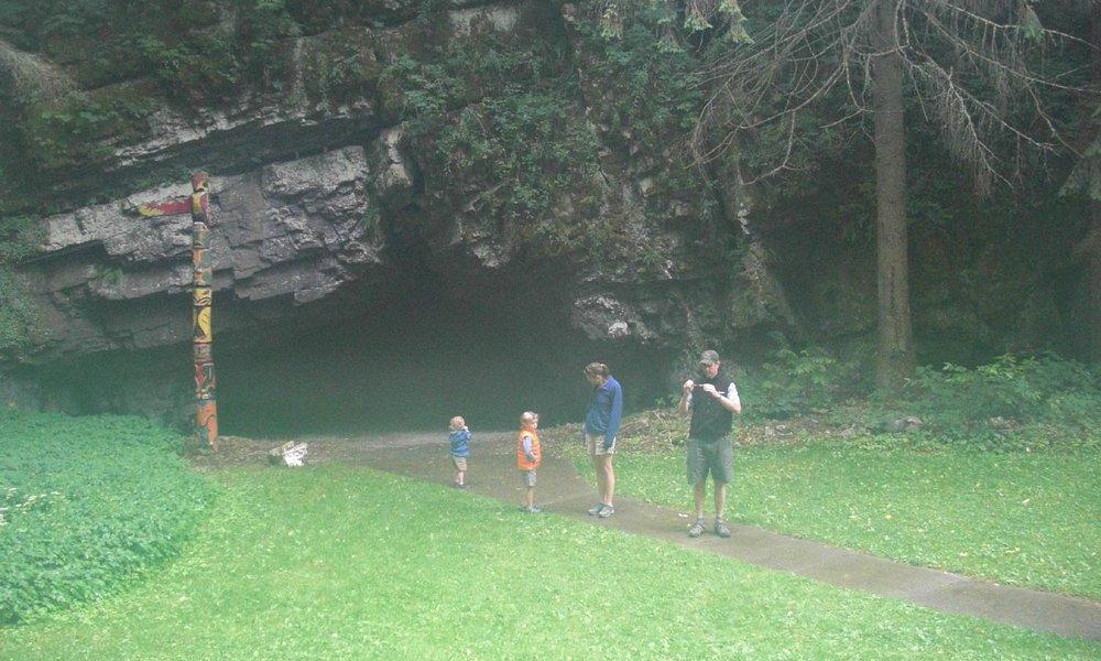 Woodward Cave Entrance