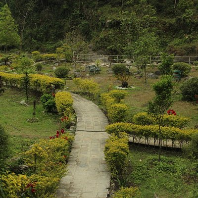 Rimbi Rock Garden, Pelling