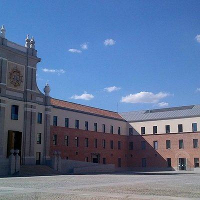 Cuartel del Conde Duque