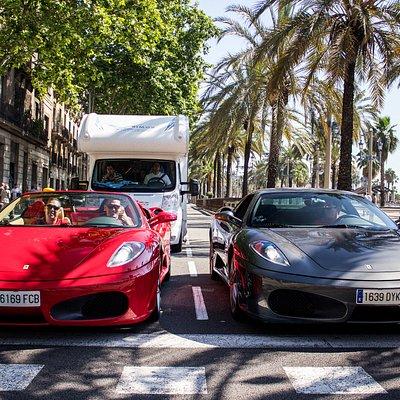Barcelona Ferrari Tour