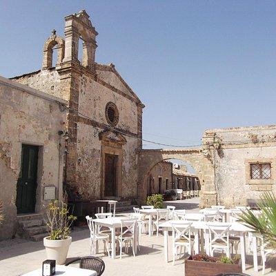 2 churches in this town. This was called San Francesco di Paola Church in Piazza Regina Margheri