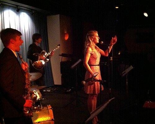 Hale Baskin and her Jazz Addiction