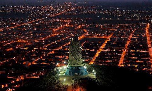 La noche de la ciudad del maximo carnaval !!!