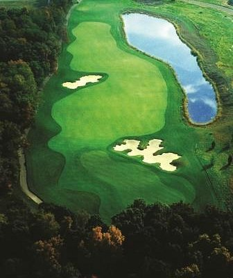 Grand Golf Course Hole 10