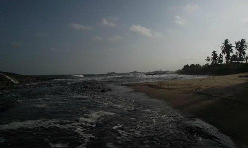 Kokrobitey Beach
