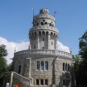 Elisabethturm auf dem Janoshegy