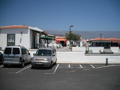 Some of the restaurants