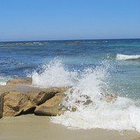 Rocce e sabbia