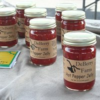 DeBerry Farm Fresh Produce - Hot Pepper Jelly