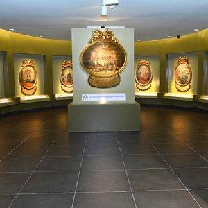 Sala de los medallones