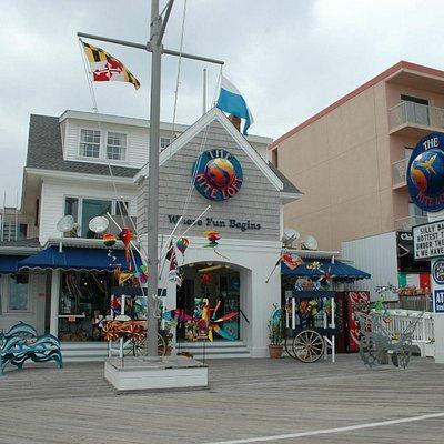 Boardwalk Location in all of its' glory...