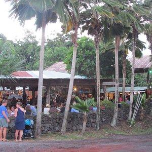 Aloha Tuesday Tours shuttles to Kava Bar