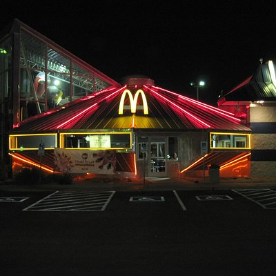 McDonalds in Roswell