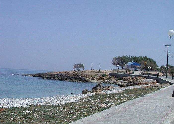 gouves coast road