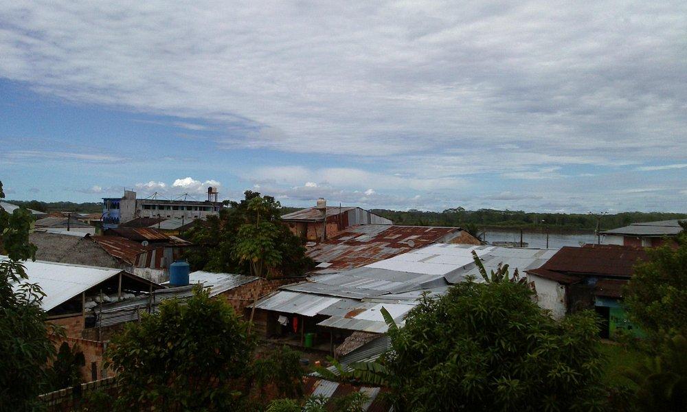 Vista del Río Marañon