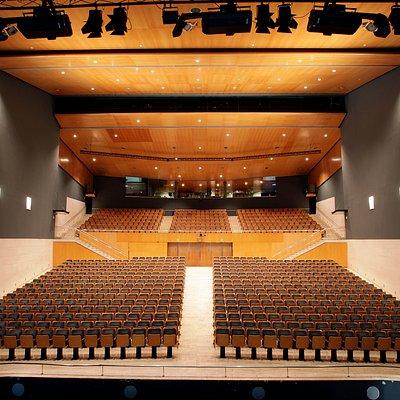 teatre, auitori de sant cugat del valles