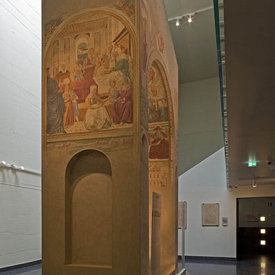 Tabernacolo della Visitazione (1491)