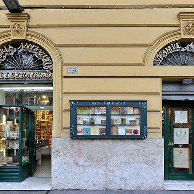 Vetrine libreria