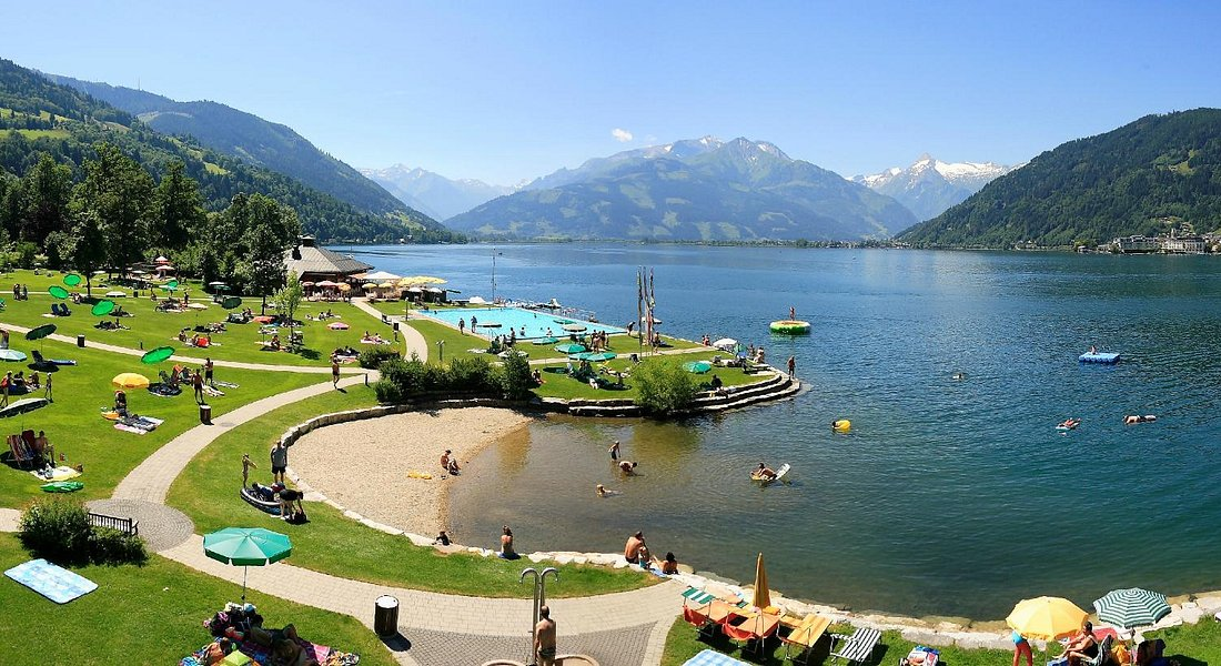 Lido Thumersbach Zell am See
