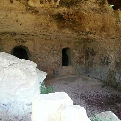 cripta monaci basilianni del 1200
