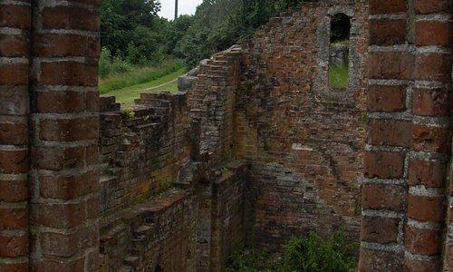 Antvorskov Kloster og Slots ruiner. Slagelse juli 2013