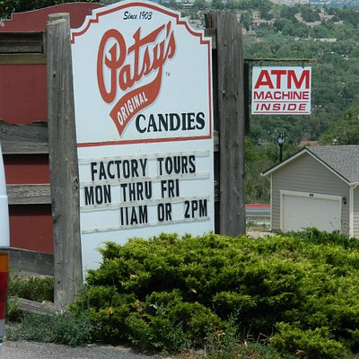 Patsy's Candy Factory