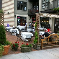 Patio is a great place for your event