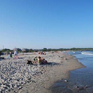 Beach North at 6 PM
