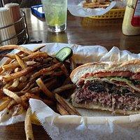 The Yokozuna Burger