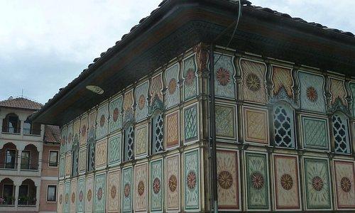 Bunte Moschee in Tetovo