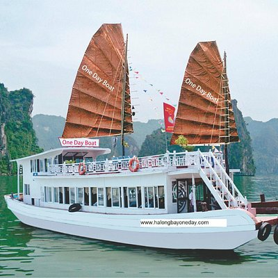 halong bay one day