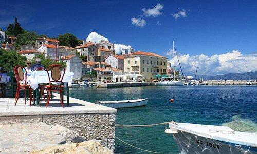 Valun, Island Cres, Croatia