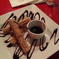 Churros! So good, we ordered another serve!