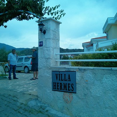 villa Hermes, Kas, Turkey.