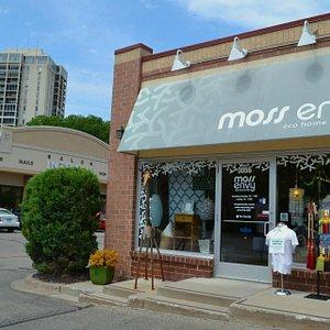 Moss Envy Storefront