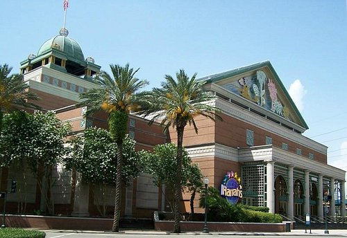 Harrahs Casino New Orleans
