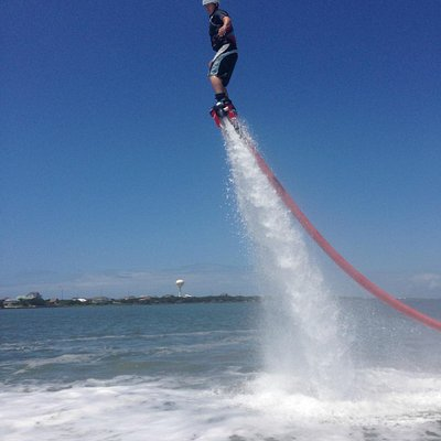 "H2O Sports Rentals ""FLYBOARD"""