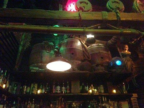 Smuggler's Cove Bar