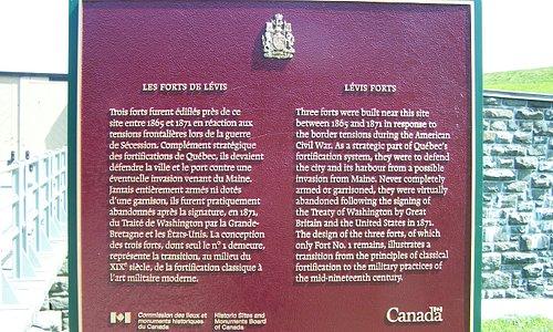 Lieu historique national des Forts-de-Lévis